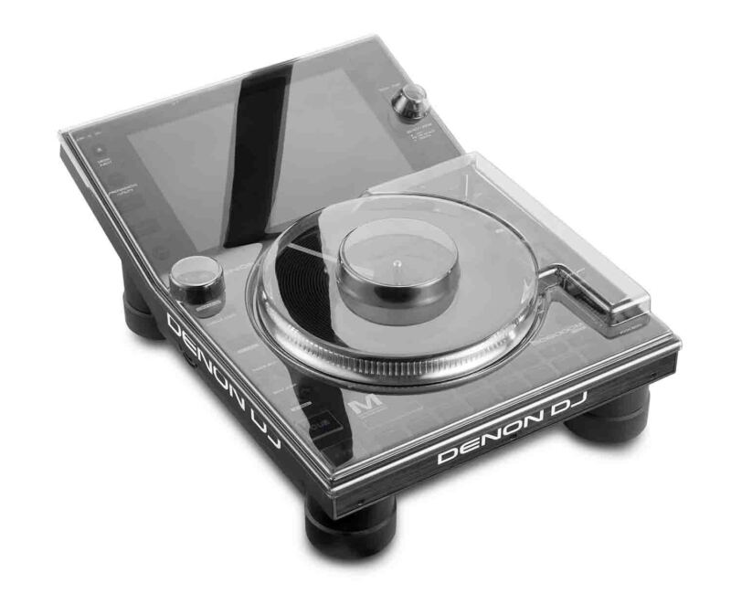 Decksaver DS-PC-SC6000 Protection Cover for Denon DJ Prime SC6000 and SC6000M