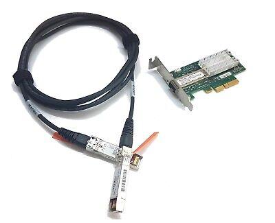 LP 10G Netzwerk Kit Mellanox ConnectX-3 10Gigabit NIC 10GBe 1x 3m SFP+ Cisco