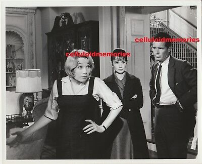 Vintage Photo 1962 Childrens Hour Audrey Hepburn Shirley MacLaine James Garner](Audrey Hepburn Kids)