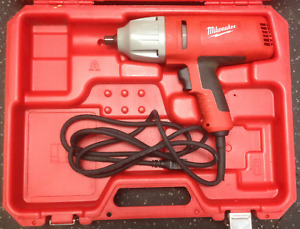 Milwaukee 1/2 inch electric impact driver