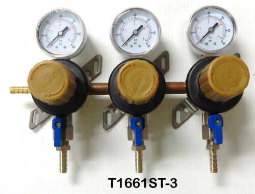 Tap-Rite in-line Secondary Regulators - T1661ST-3