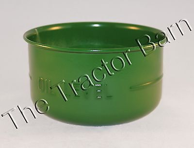 Air Cleaner Cup Oil Bath Universal John Deere Ford Case Mf Oliver 320 330 M B