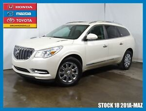 2015 Buick Enclave *AWD*DVD+GPS+CUIR+7PASS+MAG