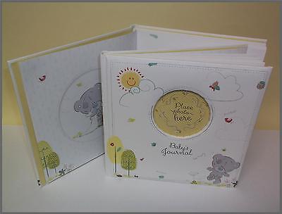 NEW Me to You Tiny Tatty Teddy BABY JOURNAL / KEEPSAKE RECORD BOOK -  BOY / GIRL
