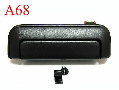 ANIMAL PICKUP MITSUBISHI L200 TAILGATE REAR DOOR HANDLE 1995 2004 BLACK TRITON for sale  Shipping to United Kingdom