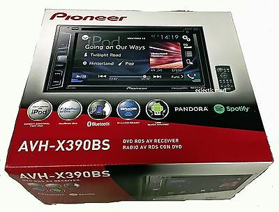 Pioneer AVH-X390BS DVD/CD/iPhone/Pandora/Spotify/Bluetooth Receiver