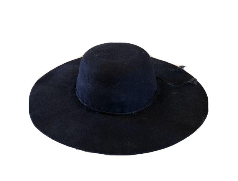 Round Hat Revolutionary War Style