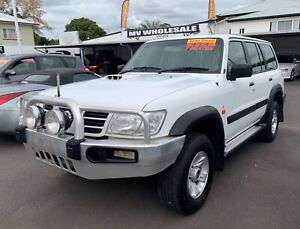 2004 Nissan Patrol ST 4X4 Turbodiesel Manual Maryborough Fraser Coast Preview