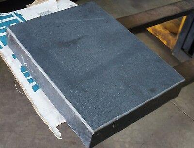 Precision Machinist Black Granite Surface Plate 24 X 18 X 4 Compare Mitutoyo