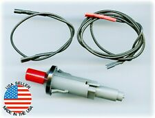 2 Pcs Gas Grill Push Button Piezoelectric Piezo Igniter Spark Ignition Set