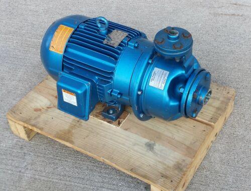 G&L Goulds 10STK5E0 GE 10SHK6 1x2-8 Centrifugal Pump 7.5HP 208-230/460V 130GPM