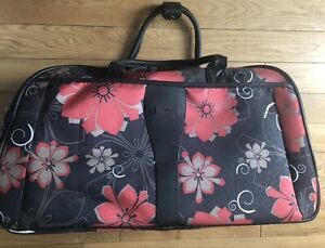Valise à roulettes Mary Kay