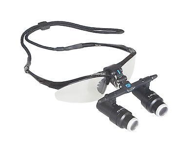 5.0x Dental Loupes Surgical Binocular Loupes Medical Magnifying Glasses 420mm