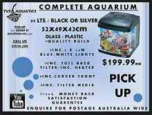 Aquarium All In One Compact Design $199 Doveton Casey Area Preview