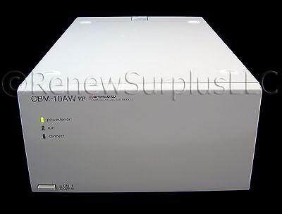 Shimadzu Cbm-10aw Vp Communications Bus Module Chromatography Cat 460-08510-33