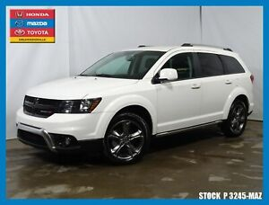 2018 Dodge Journey Crossroad|AWD|CUIR|7PLACES|MAG19PO|V6|GROSSE