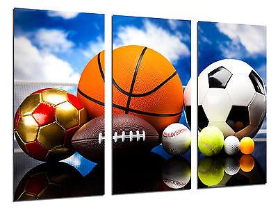 Cuadro Moderno Fotografico Juegos Deportivos, Futbol,97x62cm ref. 26393