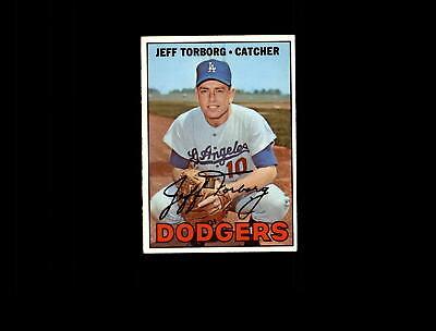 1967 Topps 398 Jeff Torborg NM #D502313