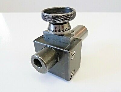 Excellent Adjustable Swiss Lathe Boring Tool Holder For Turret Or Collet