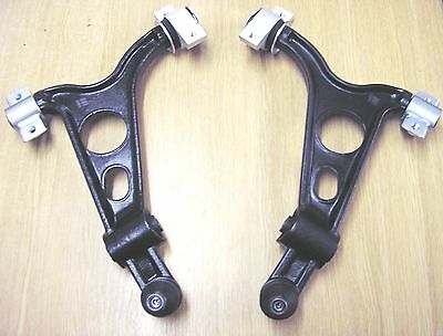 Alfa Romeo 156 ALL MODELS  New Pair Front Lower Suspension Arms  Wishbones