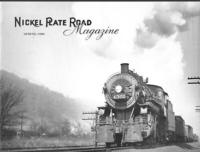 Nickel Plate Road Spring 1990 Piggy Back Service Flat Cars Box Cars Wheeling  for sale  Shipping to India