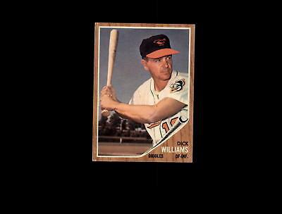 1962 Topps 382 Dick Williams NM #D786953