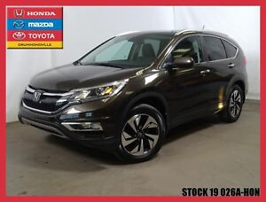 2015 Honda CR-V TOURING+GARANTIE GLOBAL+GPS+CUIR++