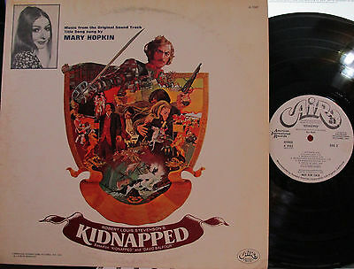 Kidnapped (Soundtrack) (AIR 1042) (Michael Caine) (Mary Hopkin) (Roy Budd) (PL)