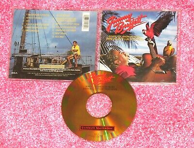 JIMMY BUFFETT Songs You Know - Best of / Greatest Hits - GOLD Audiophile Disc