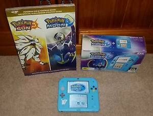 Pokemon MOON (Limited Edition) 2DS Console Tuggerah Wyong Area Preview
