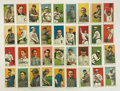 Vintage T206 Lot of (183) Baseball Cards w/ Piedmont & Sweet Caporal