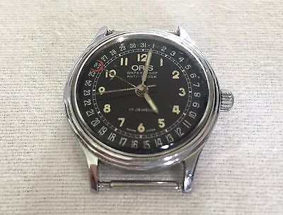 Oris Pointer Date rare vintage late '50s/early'60's