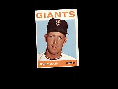 1964 Topps 374 Bobby Bolin EX #D593975