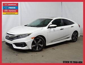 2016 Honda Civic Touring+MAGS+GPS+KIT JUPE+BEAU LOOK+HONDA PLUS+