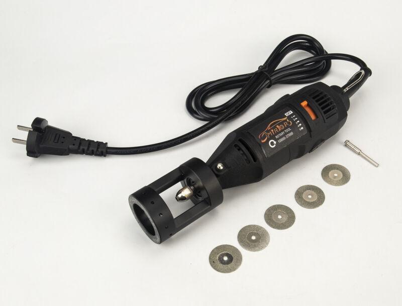 TIG Welding Tungsten Electrode Sharpener/ Grinder Tool GenⅠ w/ Rotary Tool