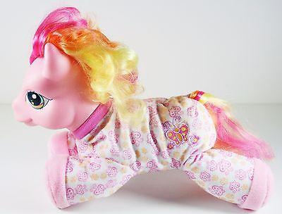 "My Little Pony Sweet Steps 9"" Long 8"" High Soft Body Walking Pony MLP"