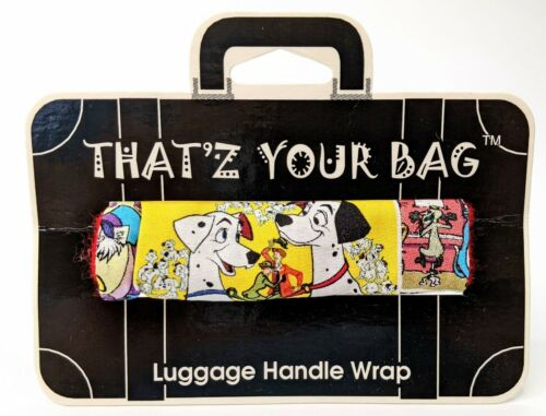 "101 Dalmatians luggage handle wrap, ""That"
