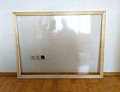 Bausatz Hygiene Schutz (Spucken) Holzrahmen zum Hängen, 40x60cm hoch/quer