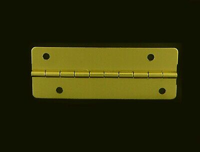 6106 Brass Plated Butt Hinge (10 pcs.)