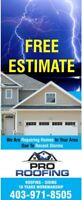 Pro Roofing Calgary -Shingle Re-Roof- Competitive pricing