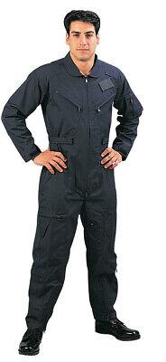 USAF United States Air Force Style Flightsuit Overall Marineblau Rothco 7503 Marine Flight Suit