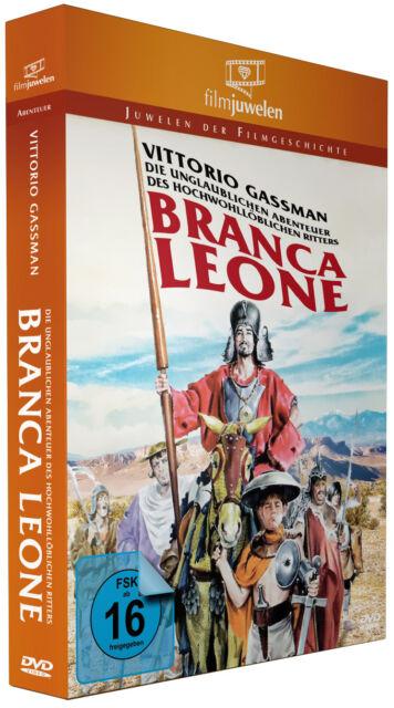 Die unglaublichen Abenteuer hochwohllöblichen Ritters Branca Leone (Brancaleone)