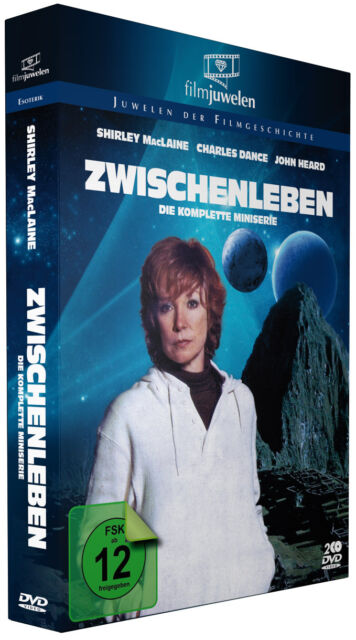 Zwischenleben - Die komplette Miniserie - Shirley MacLaine - Out on a Limb DVD