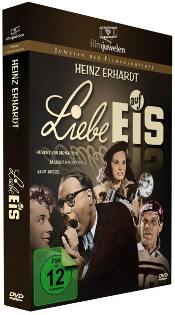Liebe auf Eis (1950) - mit Heinz Erhardt und Margot Hielscher - Filmjuwelen DVD