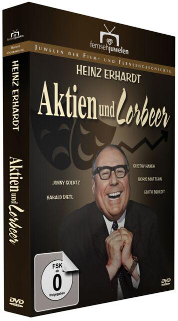 """Aktien und Lorbeer - Heinz Erhardt (""""Das hat man nun davon"""") - Filmjuwelen DVD"""