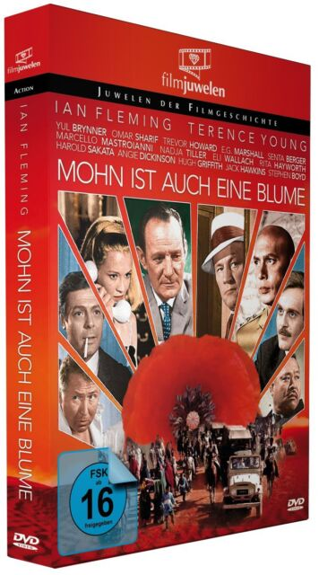 Mohn ist auch eine Blume - Ian Fleming, Terence Young (James Bond) - Filmjuwelen