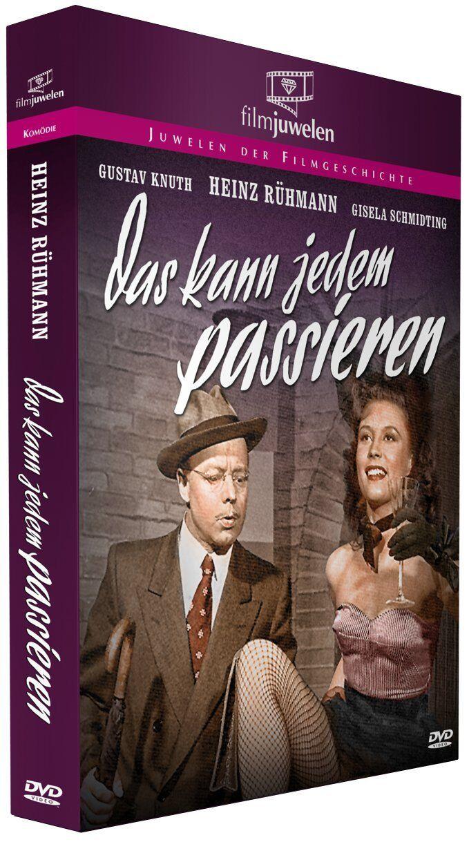 Das kann jedem passieren (1952) - Heinz Rühmann - Filmjuwelen [DVD]