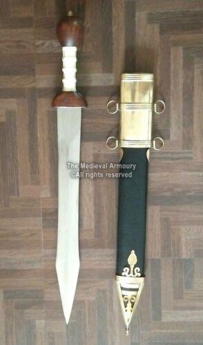Legion Gladiator Roman Gladius Sword Hand Forged 1095 High Carbon Steel Blade