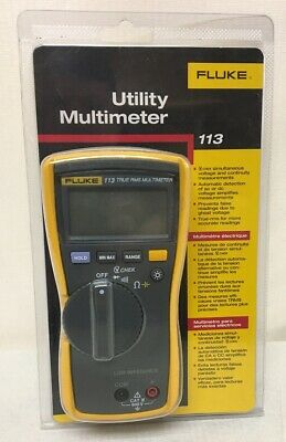 Fluke Model 113 Utility Multimeter