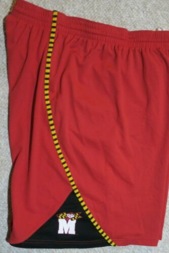 Nike Maryland Terrapins shorts size XL Red